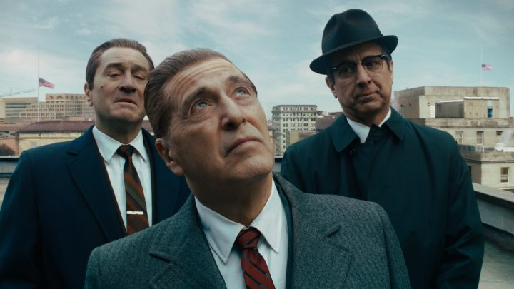 Scorsese Says He Never Even Considered Making 'The Irishman' a TV Series