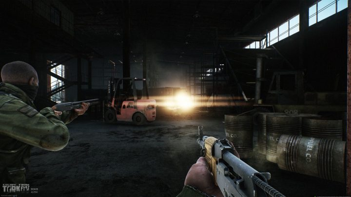 'Escape From Tarkov' Devs Really Want You to Know Why You Can't Play as a Woman