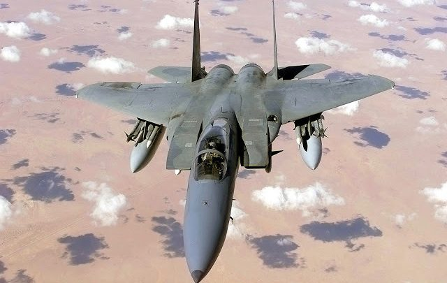 Strikes in Iraq and Syria: US Terror for the New Year