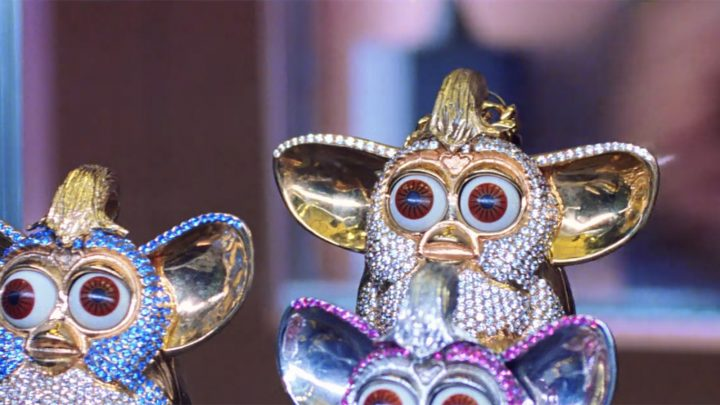 How to Recreate That Iced-Out Furby From 'Uncut Gems'