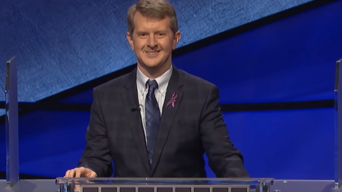 Ken Jennings Is Jeopardy's Greatest of All Time
