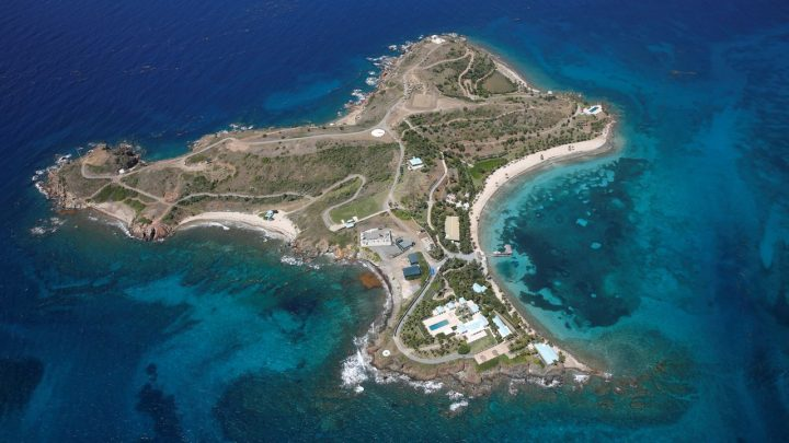 The U.S. Virgin Islands Are Suing Jeffrey Epstein for Using His Private Islands to Abuse Underage Girls