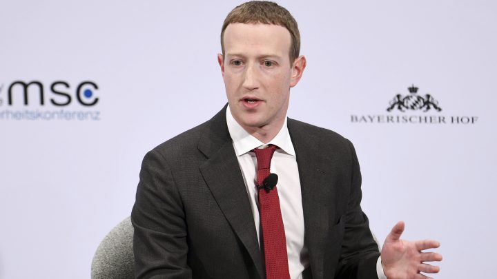 Mark Zuckerberg Is Literally Begging Europe to Regulate Facebook: 'It Will Be Better for Everyone'
