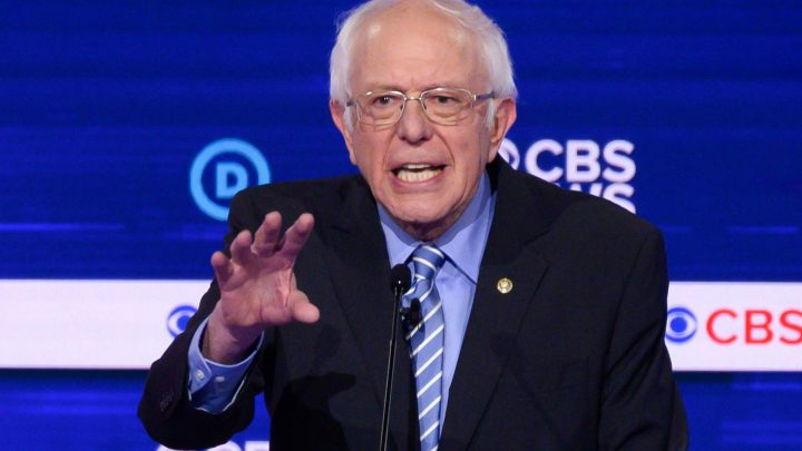 Democrats Are Ganging Up On New Frontrunner Bernie Sanders