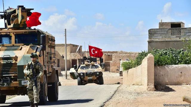 Turkey's Losing Bet in Syria