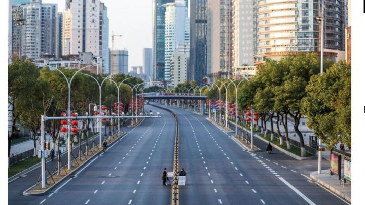 With Half of China Locked Up, Car Sales Plunge 92%