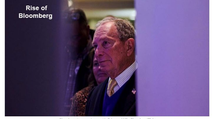 Can Bloomberg Win Texas? The Presidency? Why Not?
