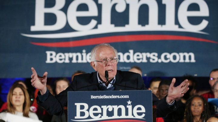 Bernie Sanders Will Likely Win Nevada. Can He Be Stopped Afterwards?