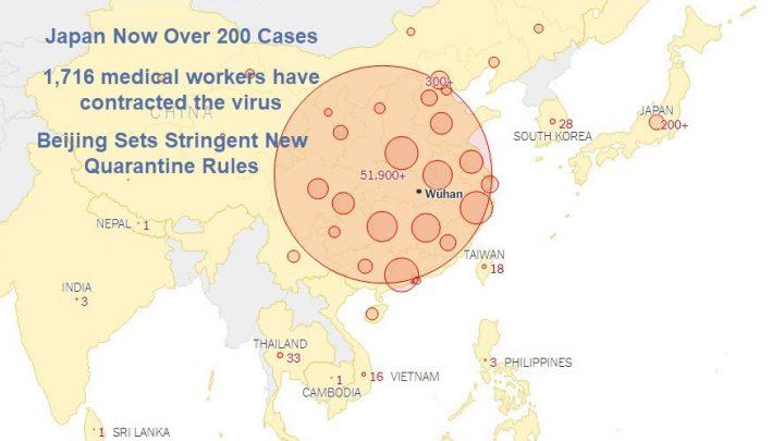 Harvard Professor Says Global Coronavirus Pandemic is Likely