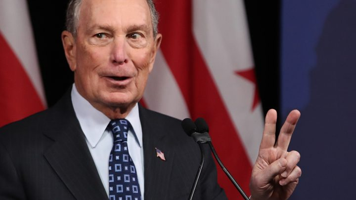 Mike Bloomberg Gave the DNC $300K Two Days Before He Entered the 2020 Race