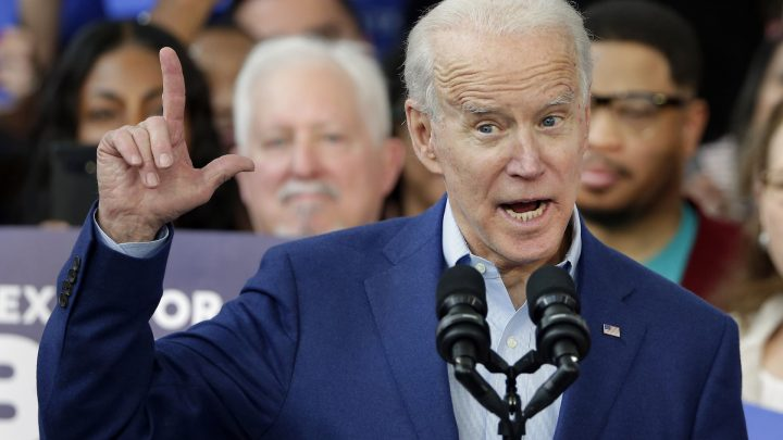The Democratic Establishment Is Pulling Out All the Stops for Biden