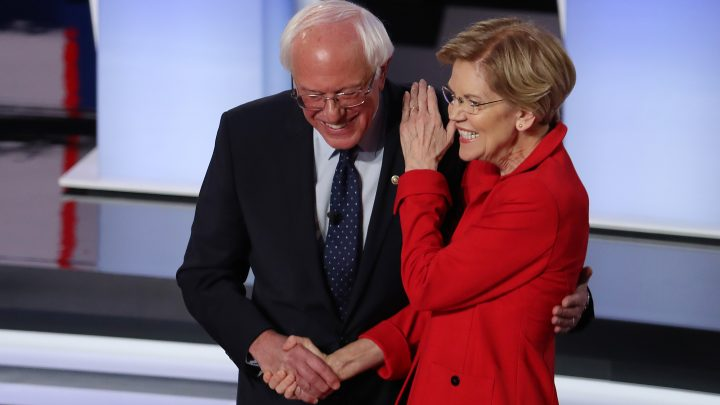 Where Will Warren's Delegates Go? We Talked to One