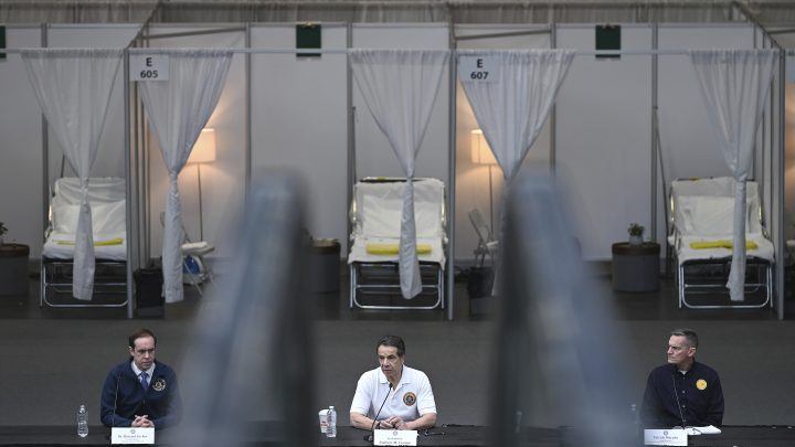 New York Plans to Isolate Coronavirus Patients in 'COVID-Only' Hospitals