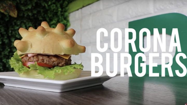 Restaurant Says Its New 'Coronaburger' Is Supposed to Make You Happy