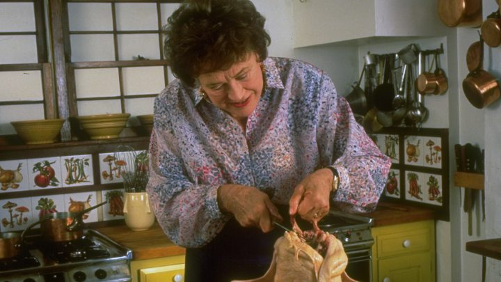 Julia Child's 'The French Chef' Is My Escape From Pandemic Stress