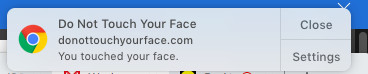 This Website Yells at You Every Time You Touch Your Stupid Face