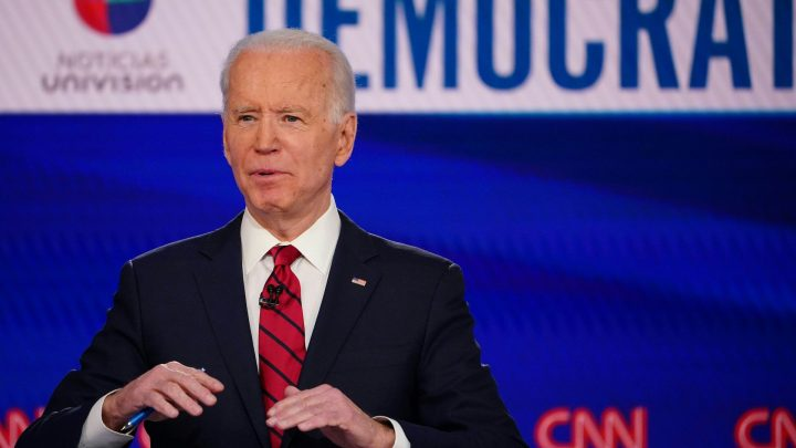 Joe Biden Is Crushing Bernie Sanders in Two States That Held Primaries in Spite of Coronavirus