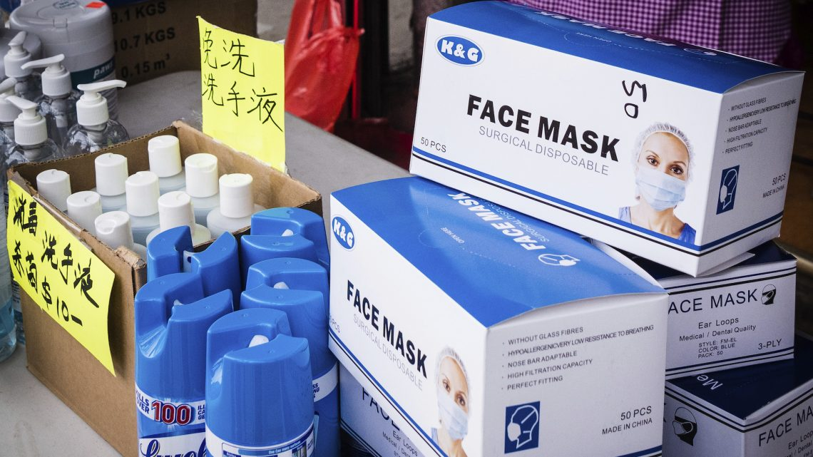 New York Gov. Andrew Cuomo Is Urging Trump to Nationalize the Production of Masks and Ventilators