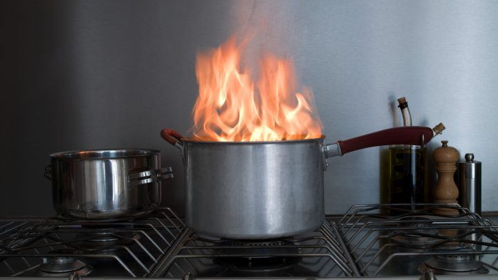 Unexpected Side Effect of Quarantine: We're All Setting Our Kitchens on Fire