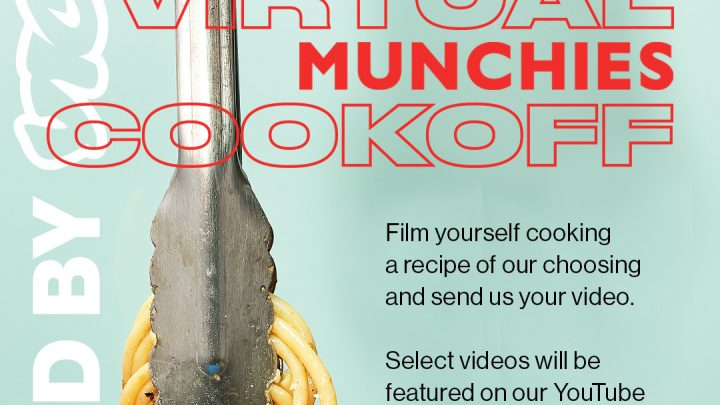 Join the MUNCHIES Virtual Cook-Off, Because We're All Cooking Anyway
