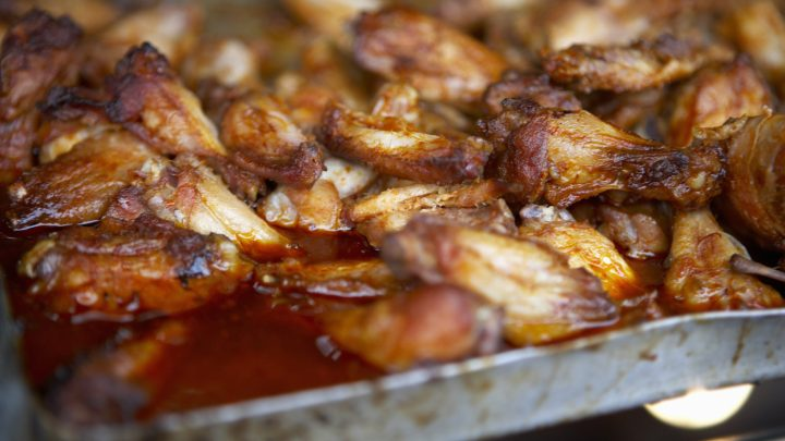 One Thing There's Definitely No Shortage of Right Now? Chicken Wings
