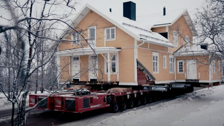 An Entire Swedish Town Is Moving Because the Ground Is Caving In
