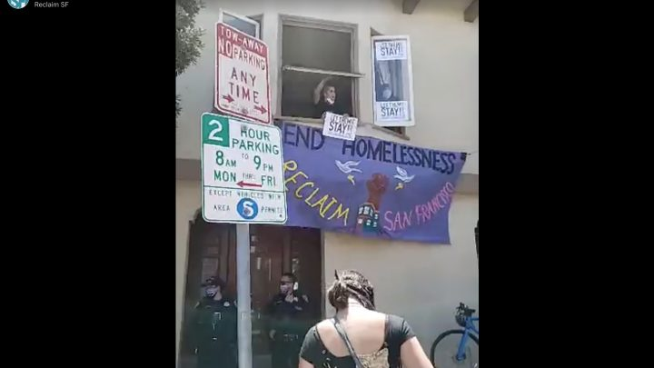 2 Homeless Women Took Over an Empty San Francisco Home And the Cops Showed Up
