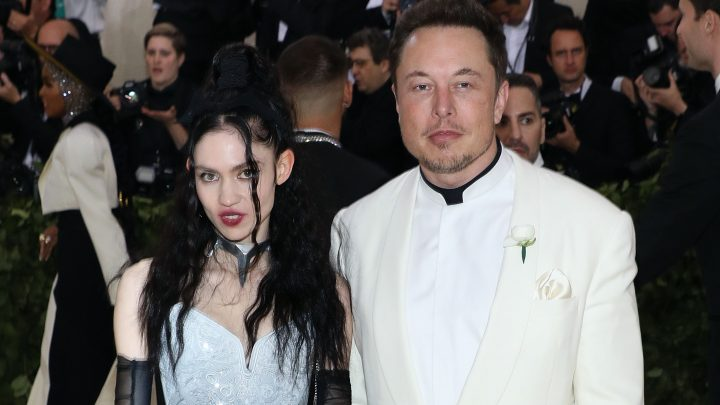 Elon Musk and Grimes' Baby Name Is Not Valid Under California Law