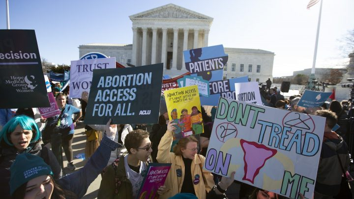 The Supreme Court Might Be About to Make It Nearly Impossible to Stop Anti-Abortion Laws