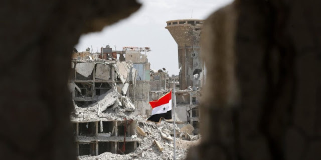 Why is the US Still Sanctioning Syria?