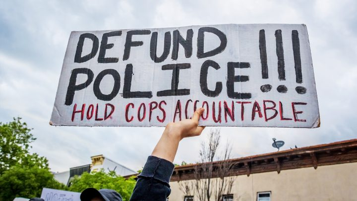 Why Defunding the Police Isn't Such a Radical Idea