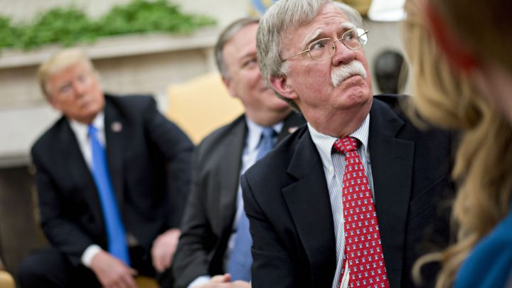 Trump Really Is Terrified of John Bolton's Book