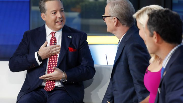 Former Fox News Anchor Ed Henry Accused of Violent Rape