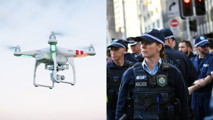 Drones and Elite Police Units Deployed to COVID-19 Hotspots in Suburban Melbourne