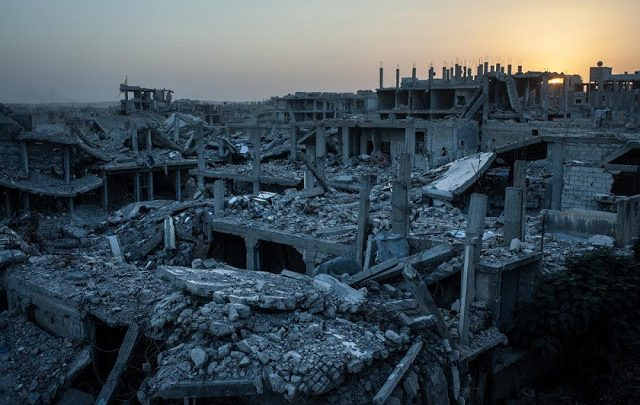 Caesar Act: Protecting or Destroying Syrian Civilians?
