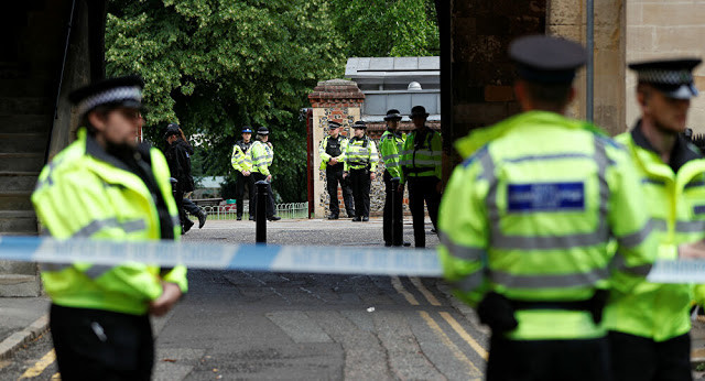 Reading Stabbings: Deliberate Product of UK Foreign Policy