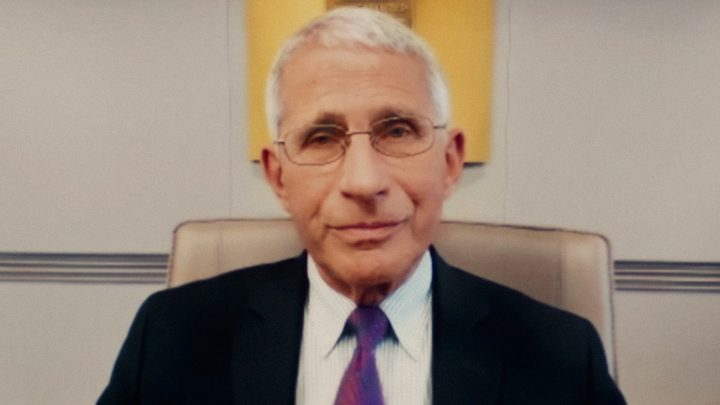 Dr. Fauci Wants You to Wear a Mask While Protesting Police Brutality