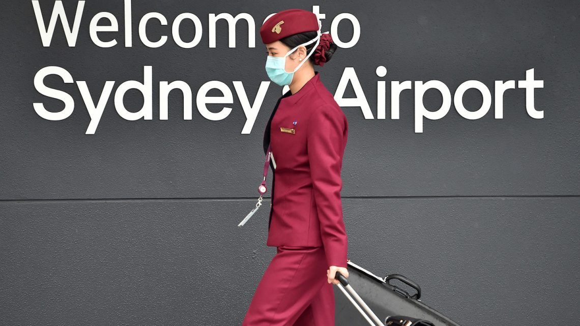 Airlines are Making Australians Fly Business Class to Get Home