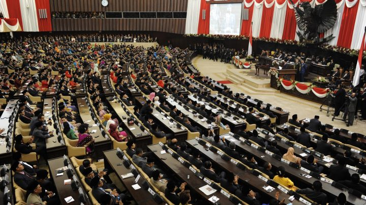 Indonesia's House of Representatives Dropped an Anti-Sexual Violence Bill
