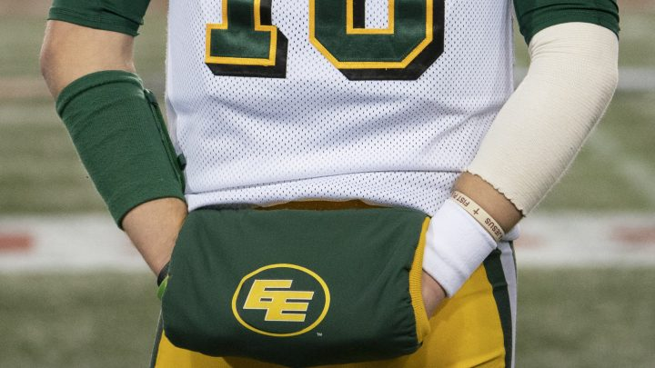 Edmonton's Football Team Finally Drops Name: Report