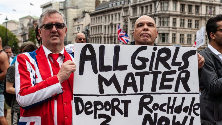 New Far-Right Group 'Going Nowhere' as London Protest Draws Small Crowd