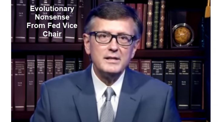 The Fed's Stupidity is Still Well Anchored