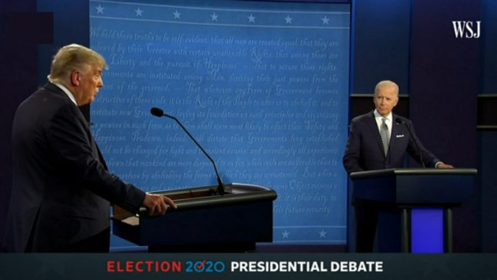 Presidential Debate Synopsis: Pitiful and Painful to Watch