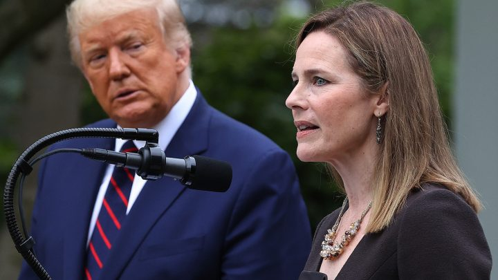 Trump Just Killed COVID Stimulus to Confirm Amy Coney Barrett Before the Election