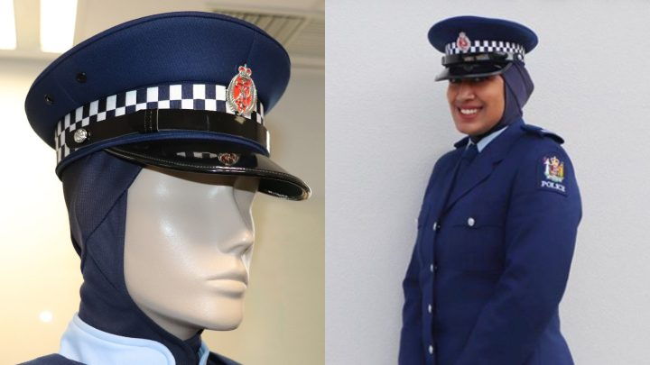 New Zealand Police Introduce Hijab to their Official Uniform