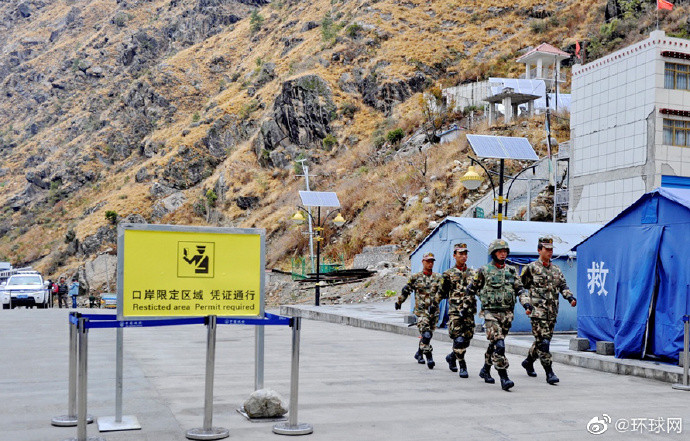 Chinese Villages Have Sprouted Close to the Indian Border. Here's What it Means.