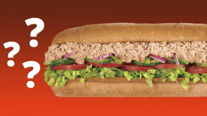What's Actually Going On With This Subway Tuna Situation?