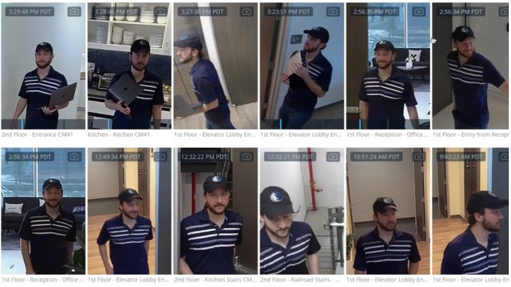 Hacked Surveillance Camera Firm Shows Staggering Scale of Facial Recognition