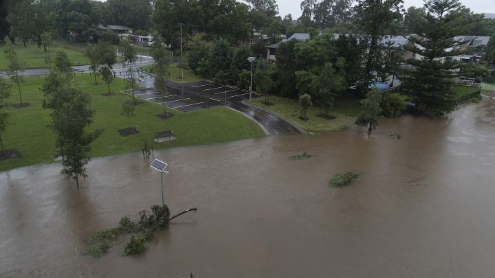 Photos of Australia's Disastrous 'One-in-100-Year' Floods