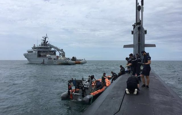 France Joins America's South China Sea Adventurism
